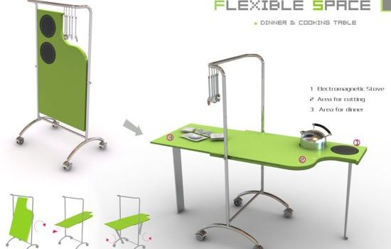 Flexible Space dans monpetitappart